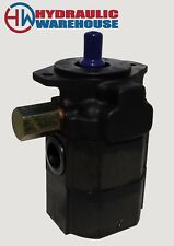 NEW! In Stock! USA Hydraulic 2 stage 22 GPM Hi Lo Log Splitter Pump CBT-15.3/7.6