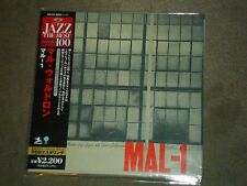 Mal Waldron Quintet Mal-1 Japan Mini LP sealed