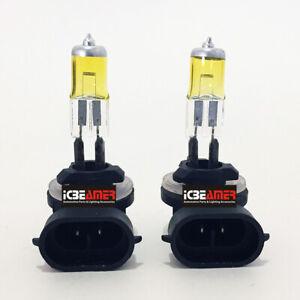 881 Halogen Upgrade Fog Light Bulb Xenon Yellow Replace 886/889/894/896/898 Q296