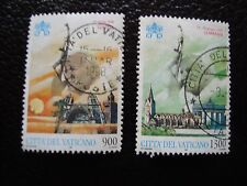 VATICANO - sello yvert y tellier nº 1091 1093 matasellados (A28) stamp