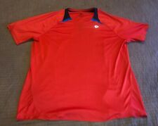 Pearl Izumi Select Series Men's Red Is Cycling Half Zip Top Shirt Size XL