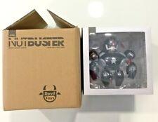 Quiccs Devil Toys NUTBUSTER Black Mecha Suit Nanoteq 6'' Soft Vinyl Last One
