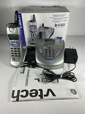 Vtech 5381 Cordless 5.8 GHz Phone With Manual
