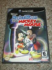 Disney's Magical Mirror Starring Mickey Mouse (Nintendo GameCube, 2002) w/ Case
