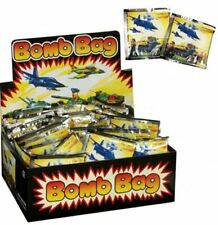 72 Bomb Bags in Display Box - Fun Loud Popper Noise Maker Novelty Gag Joke Prank