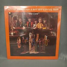 Minnie Ripperton & Rotary Connection Hey Love Chess LP Funk Soul SEALED MINT