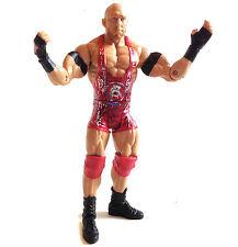 """WWF WWE Wrestling RYBACK Black Costume Mattel 6"""" action figure toy NICE!"""