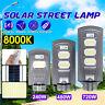 720W LED Solar Street Light Timing Control+PIR Motion Sensor Outdoor Wall Lamp