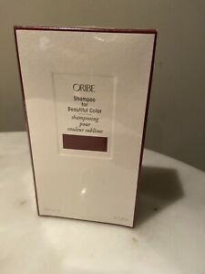 Oribe Shampoo for Beautiful Color - 8.5 oz / 250 mL NEW FACTORY SEALED