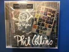 Phil Collins The Singles 2 CD Set - Release October 2016