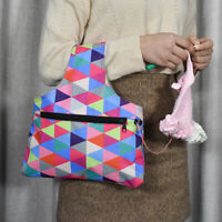 Portable Knitting Needle Storage Bag Oxford Cloth Yarn Crochet Knit Organize _ti