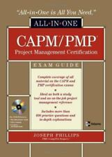 CAPM/PMP Project Management All-in-One Exam Guide, Joseph Phillips, Good Book