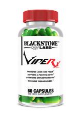 Blackstone Labs VIPERx 60 Capsules Fat Loss Agent