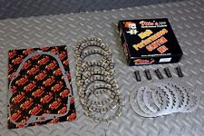 Vito's High performance CLUTCH FIBERS kit plates Yamaha Blaster + cover gasket