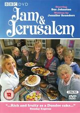 Jam And Jerusalem Series 1 - Sue Johnston (BBC DVD) - NEW Region 2 DVD