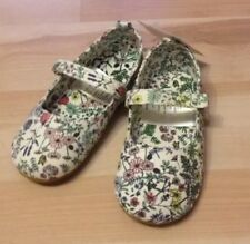 Mädchen Schuhe / Ballerina Größe 24 Neu ! Mädchen Blumen Klettverschluss Sommer