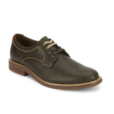Lucky Brand Mens Bowden Genuine Leather Plain Toe Business Casual Oxford Shoe