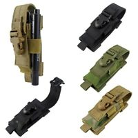 Tactical Folding Knife Belt Sheath EDC Tool Pouch Single Sheath Pistol Mag Pouch