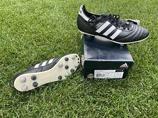 Adidas copa mundial mixed FG + sg negro blanco [015110] talla 40 2/3