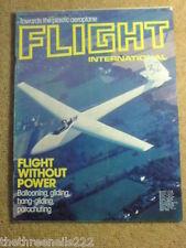 FLIGHT INTERNATIONAL - BALLOONING - 19 July 1980