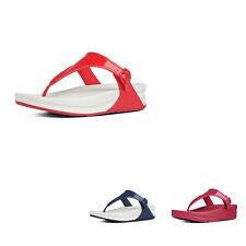 FitFlop Casual Wedge Mid Heel (1.5-3 in.) Women's Sandals & Beach Shoes