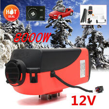 8KW 12V Air diesel Heater Planar 2 Holes Car Bus Truck Motor-Homes Boat 8000W