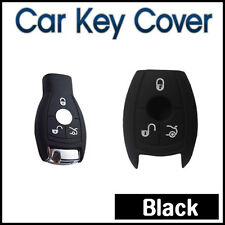 CAR KEY COVER CASE Mercedes Benz W203 W210 W211 AMG W204 C200 C250 C - BLACK