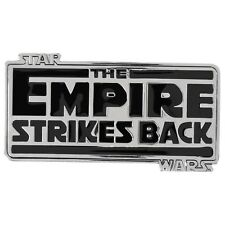 Star Wars - Empire Strikes Back Belt Buckle Pants Accessory