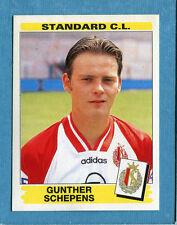 FOOTBALL 96 BELGIO Panini -Figurina-Sticker n. 306 - G. SCHEPENS - STANDARD -New