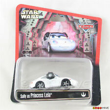 Disney Pixar Cars Sally as Princess Leia Star Wars Weekends 2013 limited edition
