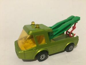 Matchbox Superfast 75 Toe Joe made in 1972 - no box -  mint condition