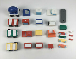 Magna Tiles Valtech Working Trucks 25 Pieces Lot Magnetic
