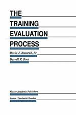 Evaluation in Education and Human Services: The Training Evaluation Process :...