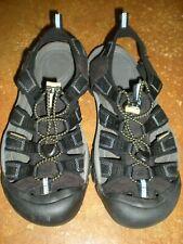 KEEN Waterproof Active Close Toe Sandals Black Women's Size 8.5
