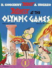 Asterix at the Olympic Games: Album 12 by Rene Goscinny (Hardback, 2004)