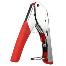 Coaxial Connector Crimp Compression Tool Crimper for RG6 RG59  F-Type Coax Cable
