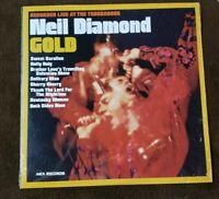 "1969 Neil Diamond ""Gold: Recorded LIVE at the Troubadour"" LP - MCA Records,  NM-"