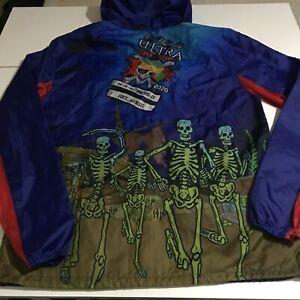 Michelob Ultra Challenge Mens Large Jacket Hoodie Full Zip 2020 Gasparilla