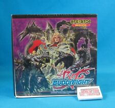 Bushiroad Future Card Buddyfight Darkness Fable Booster Pack Box Sealed