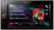 Pioneer MVH-AV270BT AV Car Stereo 2-DIN Bluetooth USB mech-less media receiver
