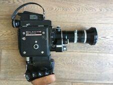 Bolex H16 EBM Electric Body w/ 16-100mm f1.9 Vario Switar Lens