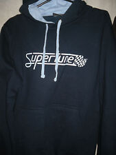 SUPERTUNE ORIGINAL HOODED FLEECE SCOOTER TUNING LAMBRETTA SCOOTER SIXTIES RETRO