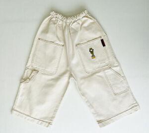 Pantalon short baggy oversize hip hop skate jean DREADY Vintage 1990's - Médium