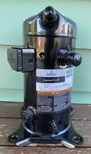 NEW! EMERSON COPELAND #ZB15KCE-PFV-940 - 1 PHASE SCROLL COMPRESSOR 15,000 BTUh