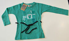 Miss Sixty Girls Tops/ T Shirt - GREEN - SIZES - 4,6,8,10,12,14 & 16 YEARS - NEW