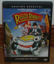 DIE TÄUSCHUNG, ROGER RABBIT DVD VERSIEGELT NEU KOMÖDIE ANIMATION (UNGEÖFFNETE)