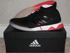 adidas Predator Tango 18.1 TR Boost Black / Red Mens Size 10 DS NEW! CP9268