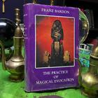 1991 The Practice of Magical Evocation BARDON Occult GRIMOIRE Goetia MAGIC Demon