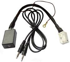Adaptateur Câble AUX-IN auxiliaire actif Jack 3.5mm pour  Audi Seat Skoda