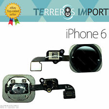 Flex Boton Home Touch ID Negro iPhone 6 / 6 Plus